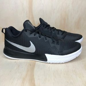 NEW Nike Zoom Live Two 2 Black and White